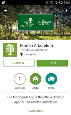Google Play store screen